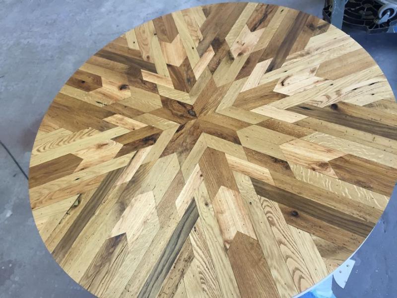 scrap wood into exquisite furniture 10