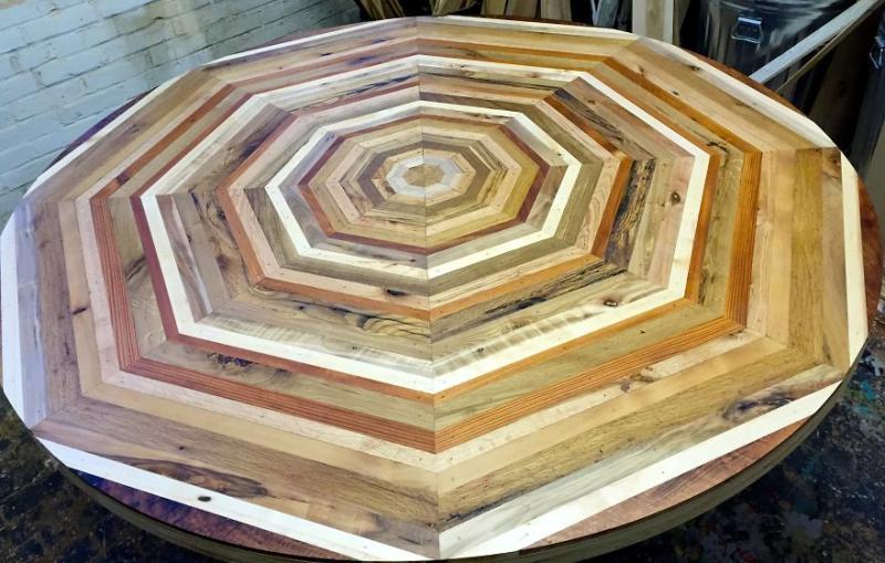 scrap wood into exquisite furniture 13