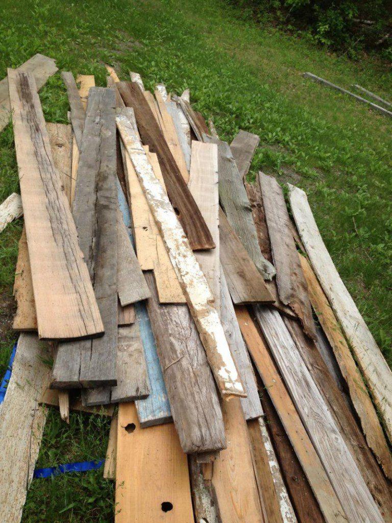 scrap wood into exquisite furniture 2