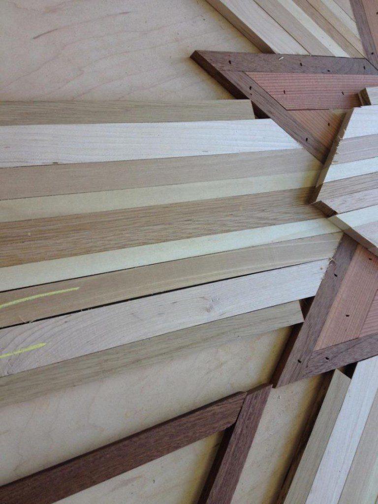 scrap wood into exquisite furniture 4