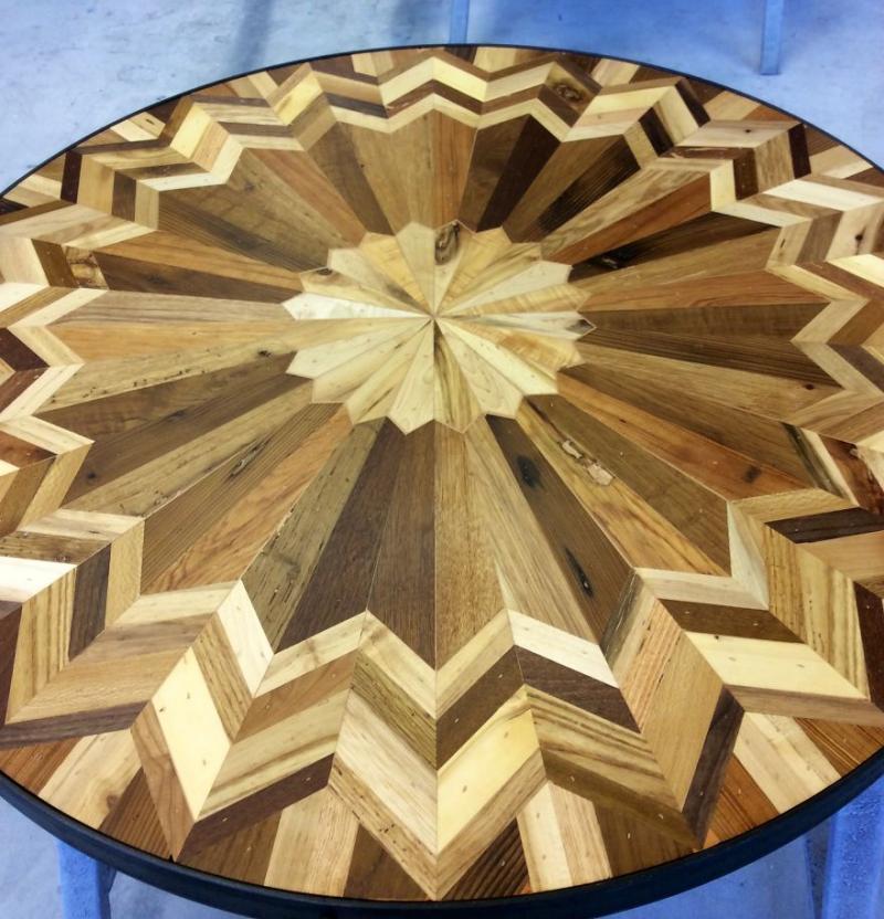 scrap wood into exquisite furniture 5