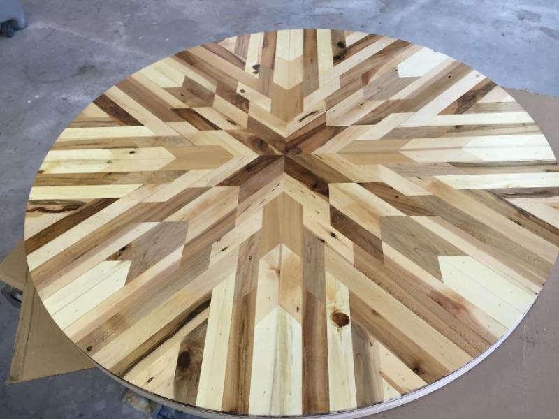 scrap wood into exquisite furniture 9