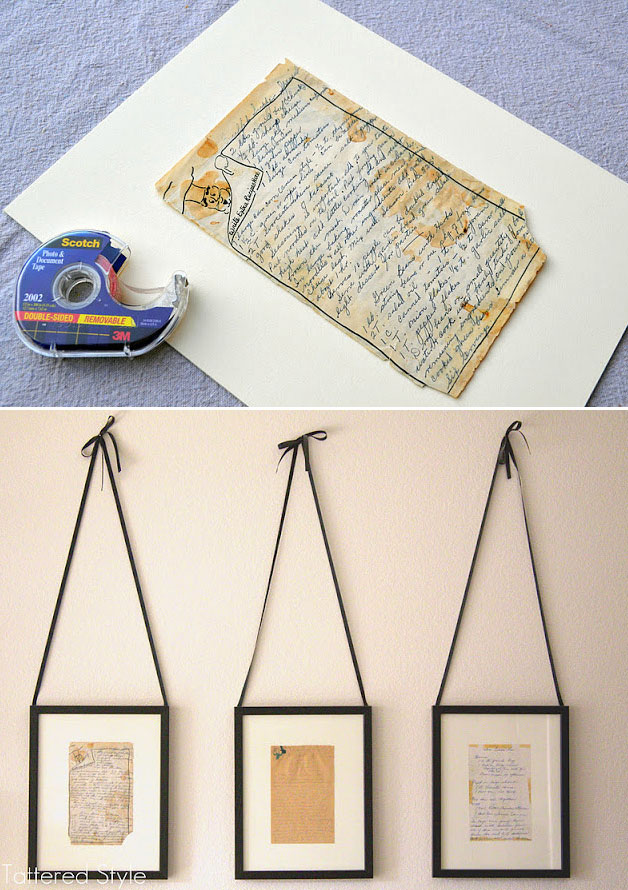 turn everyday items into art 6