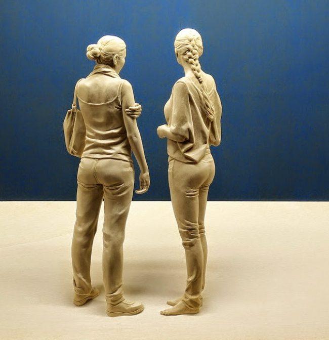 wooden sculptures 10