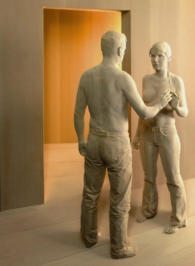 wooden sculptures 2