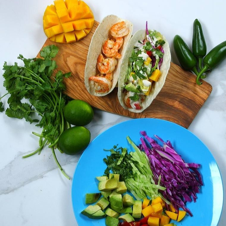 Chipotle Lime Shrimp Tacos Are Essential For Your Next Mexican Night ...