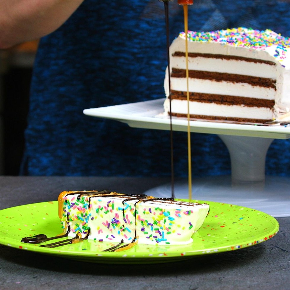 Ice Cream Sandwich Cake1