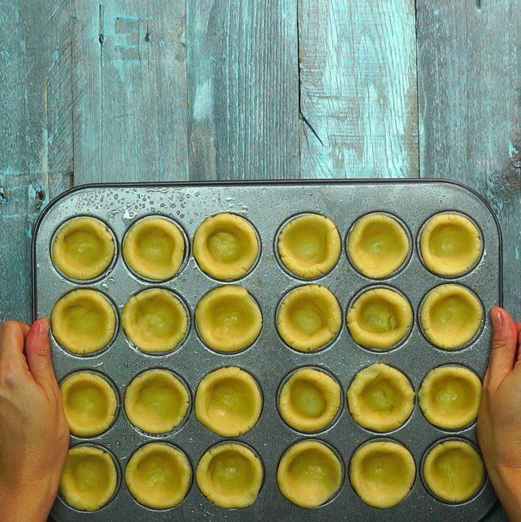 Lemon Meringue Cookie Cups3