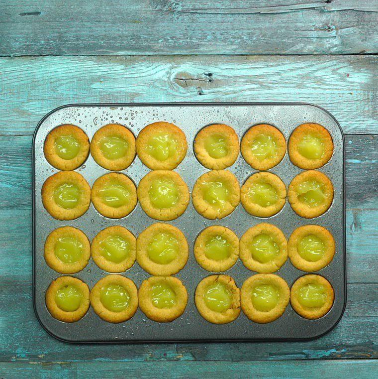 Lemon Meringue Cookie Cups8