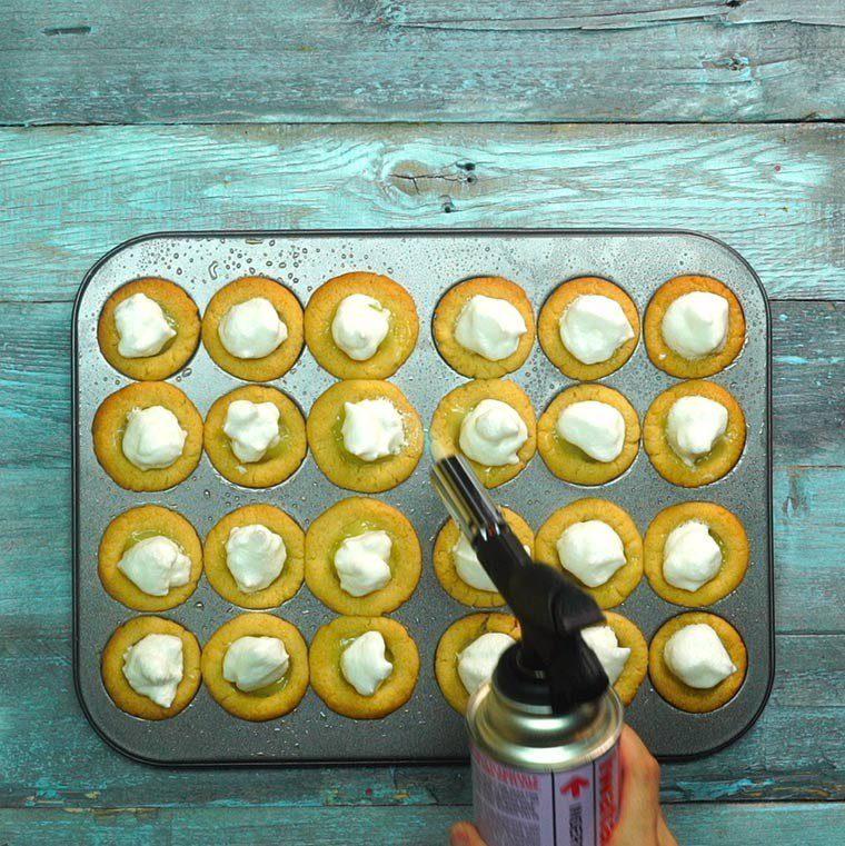 Lemon Meringue Cookie Cups9