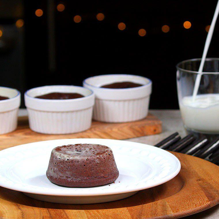 Oreo Lava Cake5