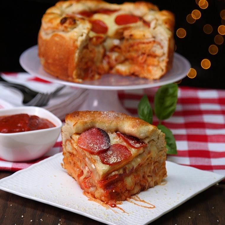 Pizza Cake1