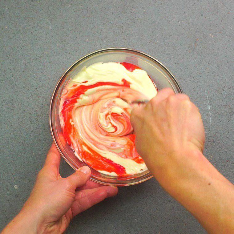 Rainbow Cheesecake7