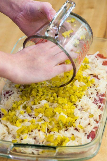 quick reuben casserole recipe4