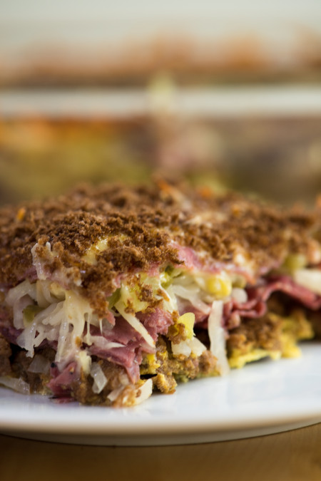 quick reuben casserole recipe9