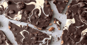 Chocolate-Nut Bark