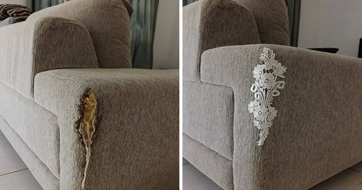 25 Purely Creative Ways People Revived Broken Items