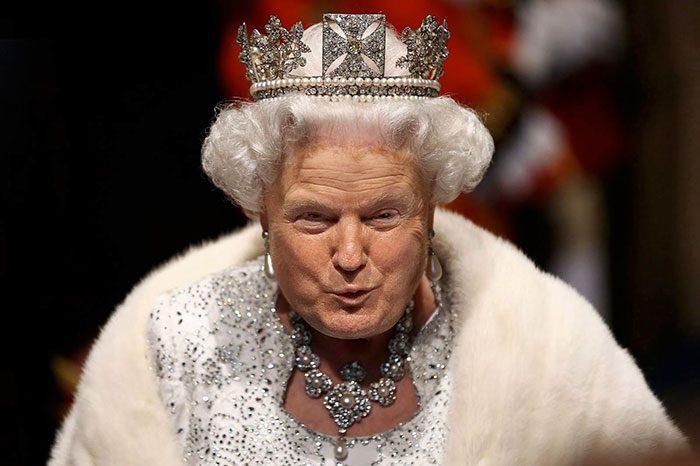 Graphic Designer Photoshopped Donald Trump S Face Onto The