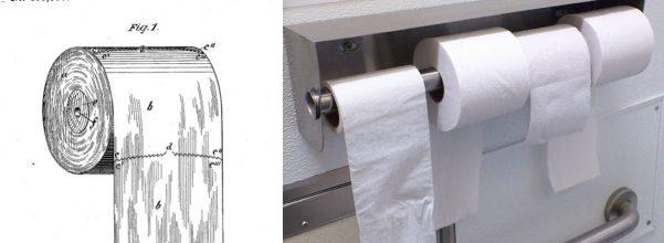 toilet paper direction