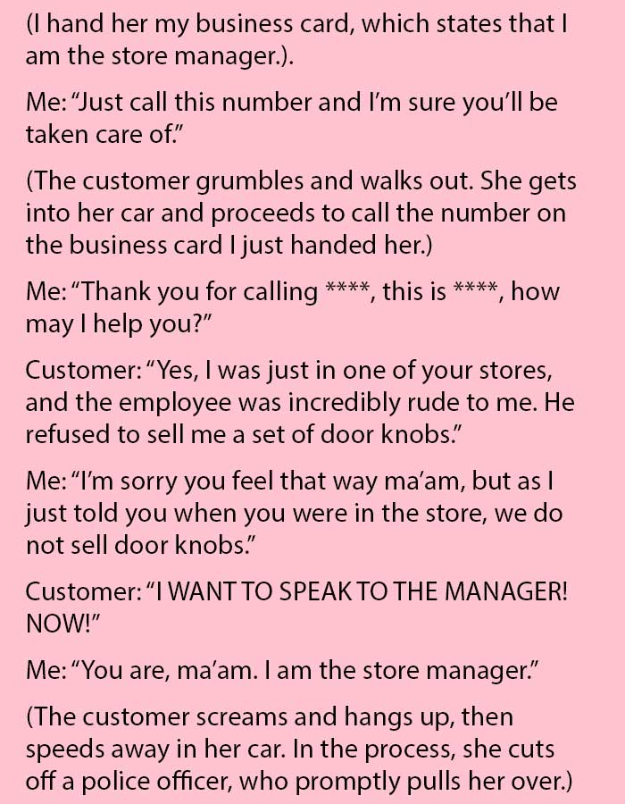 common manager problems