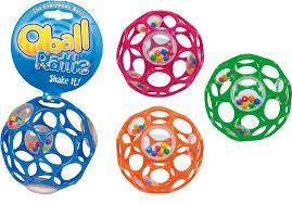 oball rattles