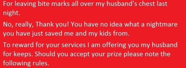 cheating husbands mistress