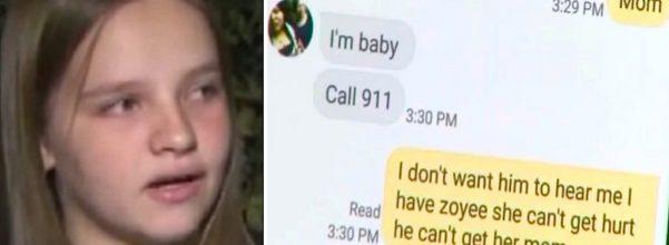 teen babysitter scare