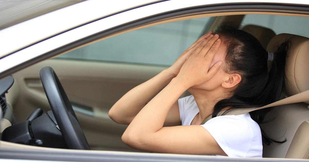 Как перебороть страх вождения автомобиля новичку женщине