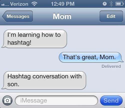 funny family texts