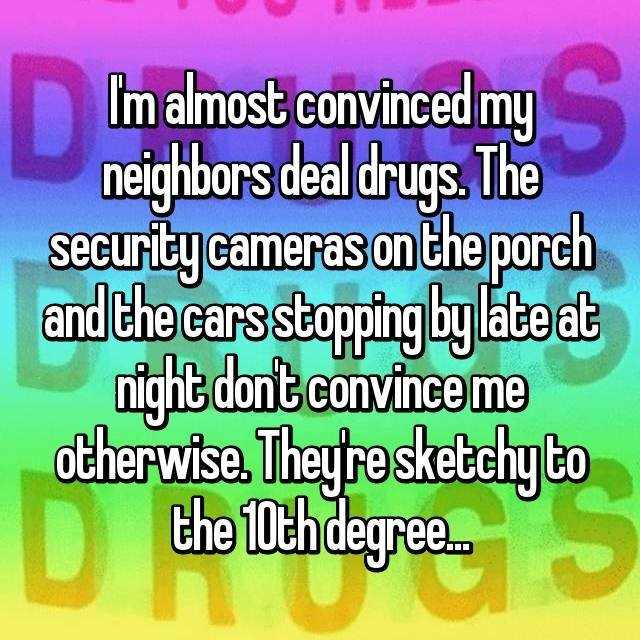 security camera discoveries