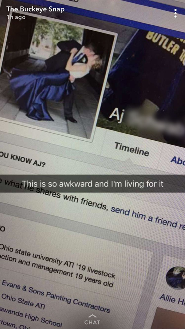 cheating boyfriend busted