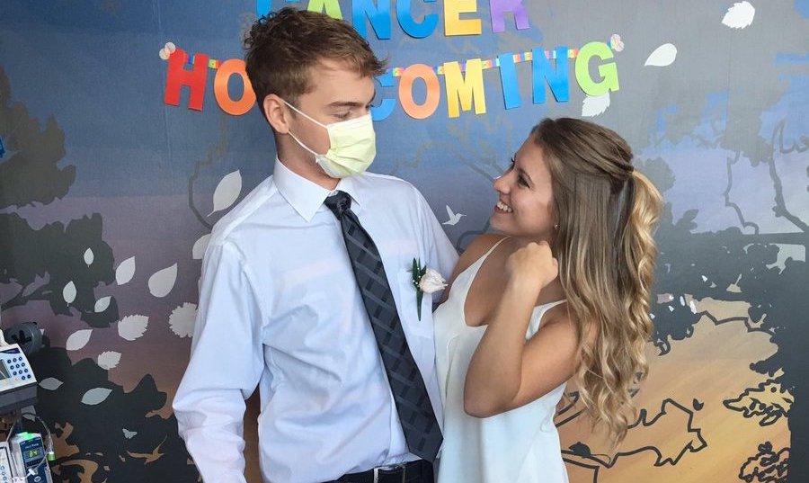 hospital homecoming