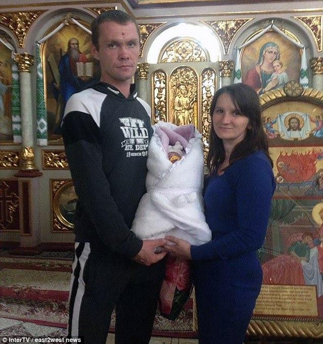 Tanya Luchishin pregnancy