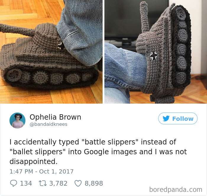 accidental google search