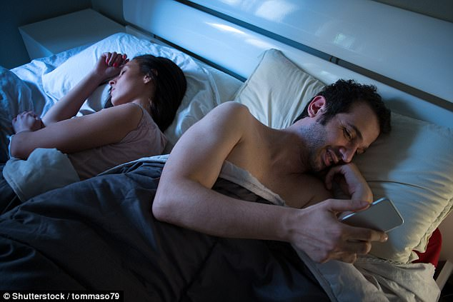 cheating husband signs