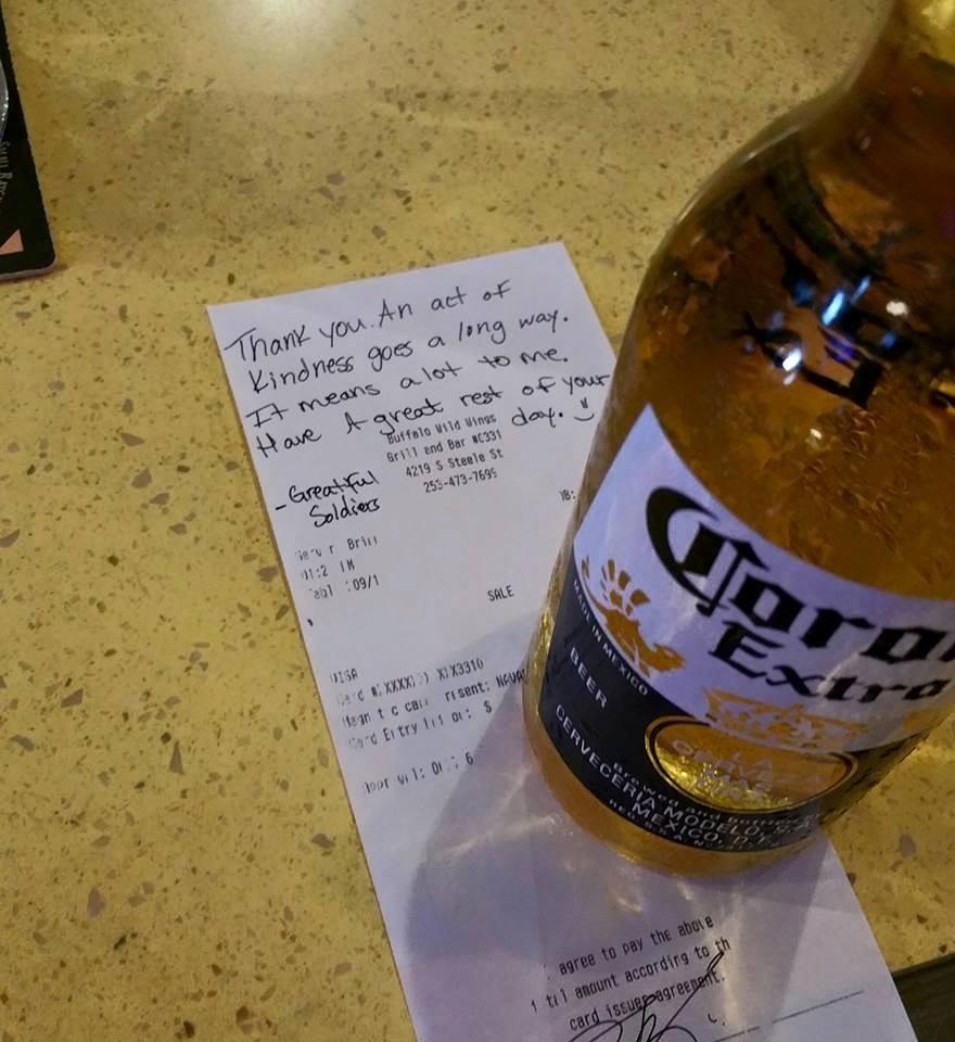 fallen soldier beer