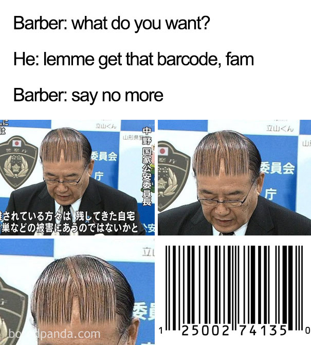 haircut fails