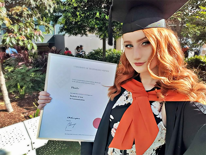 learning disability graduate