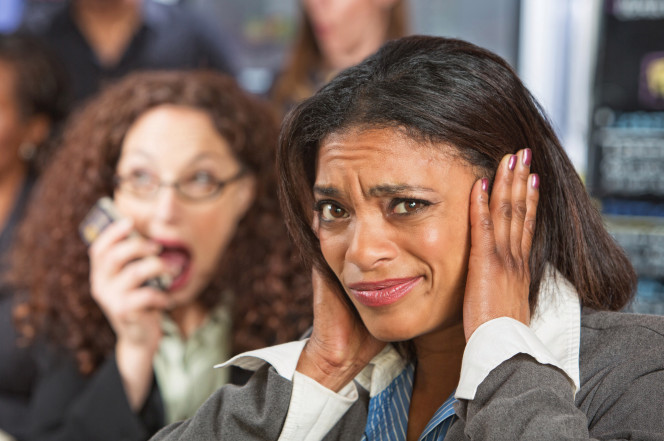 annoying things co-workers do