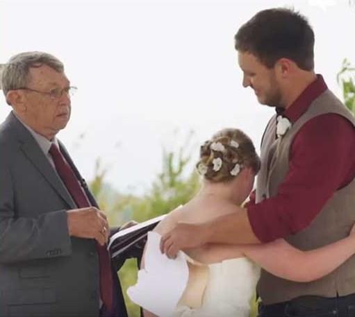 down syndrome wedding