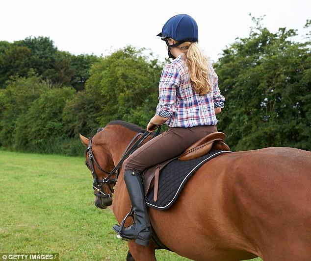 horse riding improve child intelligence