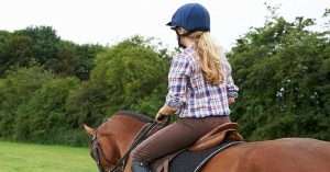 horse riding improve child intelligence