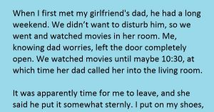 dating story