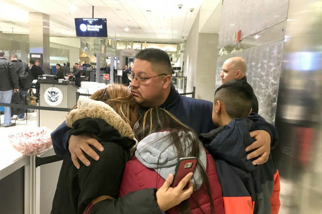 father deported to mexico