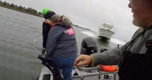 fisherman sues motorboat driver