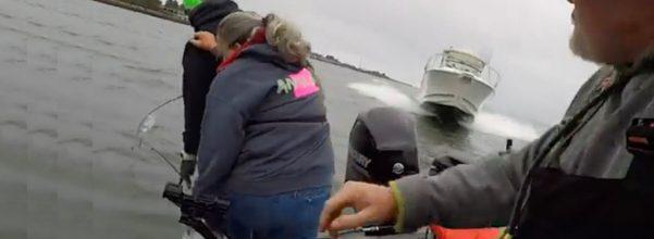 fisherman sues motorboat driver