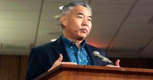 hawaii governor forgot twitter password