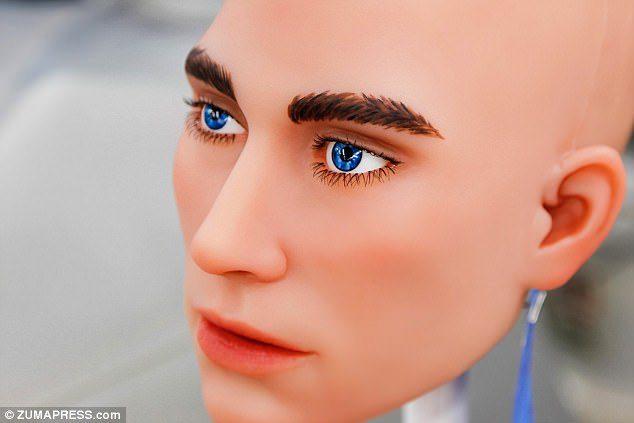male sex robots