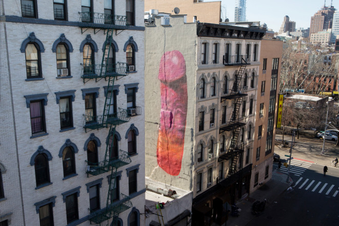 penis mural removed