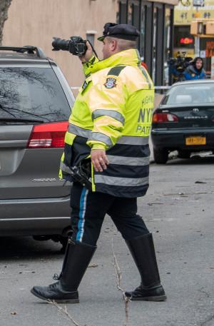 overweight cops